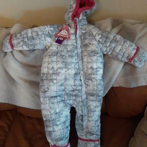 Brand New Snozu Toddler Snowsuit